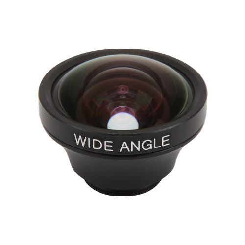 WIDE ANGLE LENS for COMPACT